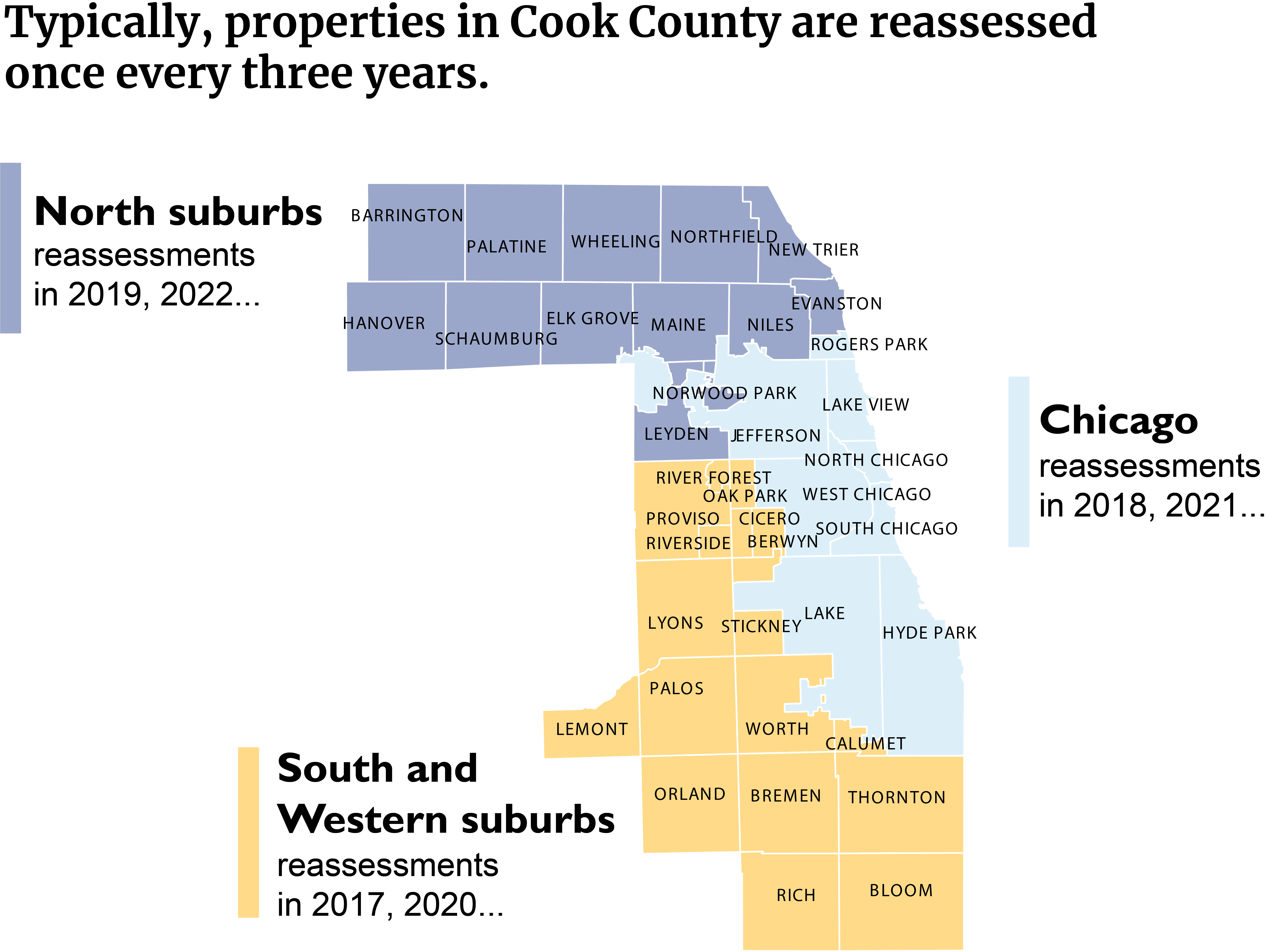 Changes To Assessments And Appeals Due To Covid 19 Cook County Assessor S Office