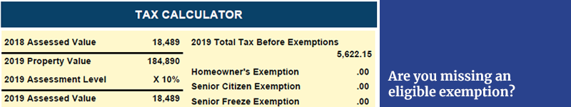 Are you missing an exemption?