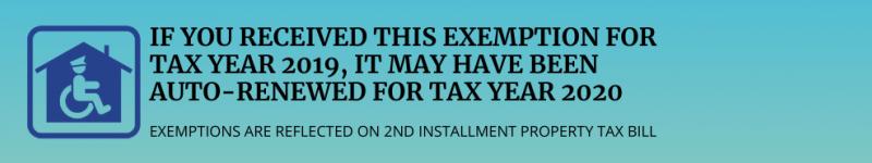 Exemption Announcement
