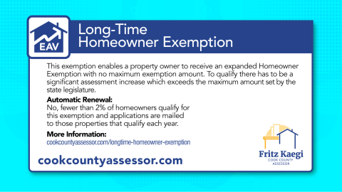 Long-Time Homeowner Exemption